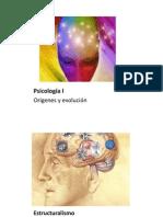 Orígenes y evolución
