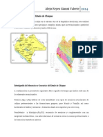 Tiempo Geológico del Estado de Chiapas