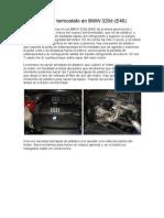 Cambiar Termostato en BMW 320d