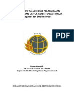PENGADAAN TANAH Regulasi&Implementasi