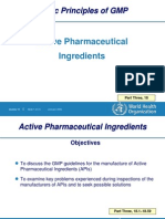 Active Pharmaceutical
