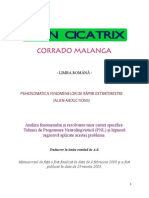 Alien Cicatrix Ro - Corrado Malanga
