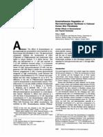 Dexamethasone Regulation of Glycosaminoglycan Synthesis in Cultured Human Skin Fibroblasts