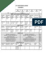 2013 14 Schedule