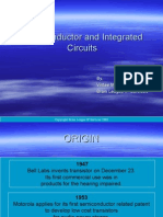 Semiconductor and Integrated Circuits