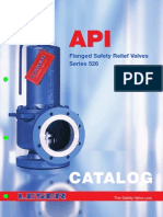 Leser API Series 526 - Safety Relief Valve