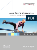 IPOS Jump-Starting eProcurement