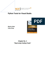 9781783288687_Python_Tools_for_Visual_Studio_Sample_Chapter