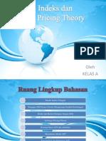 Model Indeks dan Arbitrage Pricing Theory fix kelas a.pptx
