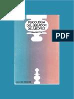 La psicología del jugador de ajedrez