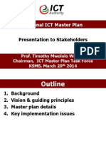 Day 1-Prof Timothy Waema-National ICT Masterplan Taskforce-Launch of the National ICT MasterPlan 2017-ConnectedKenya 2014