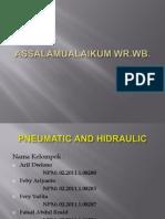 Pneumatic and Hidraulic