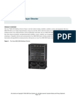 Cisco MDS 9509 Multilayer Director