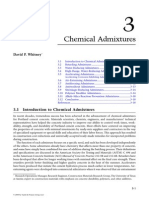 Chapter 3 Mineral Admixture