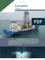 Norshore Atlantic Specifications