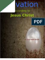 Salvation according to jesus christ