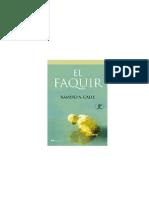 El Faquir - Ramiro Calle