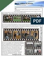 Newsletter 17th April 2014