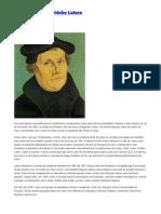 Vida e obra de Martinho Lutero.doc