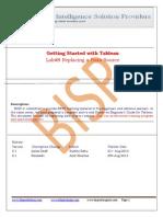 Tableau Lab 8 Replacing of DataSource