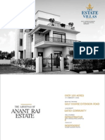 Anant Raj Estate Villas :91*9818697444 Sector 63a Gurgaon
