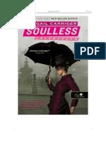 d7a7f7b7a3 Gail Carriger Soulless Lelektelen