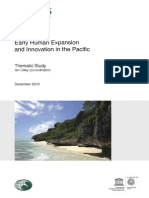 Early Human Expansion and Innovation in the Pacific