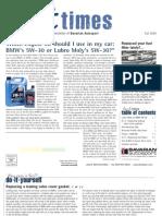 2009 n409 Newsletter