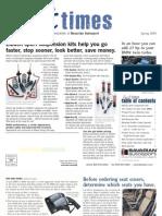 2009 n209 Newsletter