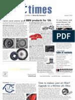 2009 n309 Newsletter