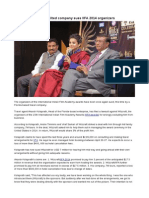 Another Jilted Company Sues IIFA 2014 Organizers