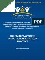 Abilitati Practice Suport EduR