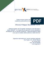 Documento Indirizzo CFS