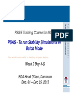 W 2 Day 1 G Automation PSAS