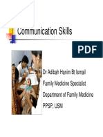 10 July the Importance of Communication Skills