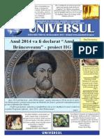 Universul - Nr. 69 Din Dec. 2013