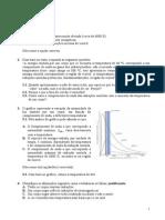 Ficha - Introdução à Física Quântica