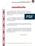 Carpeta Pedagogica - 2012 - Modesta Arreglo