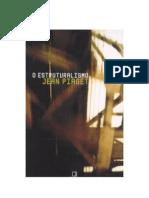 Jean Piajet - O Estruturalismo.doc