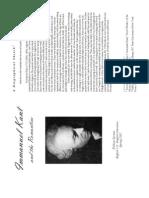 Immanuel Kant and the Romantics
