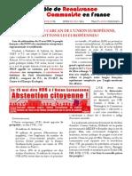 2014 - 04 - 04 TRACT PRCF boycott européennes