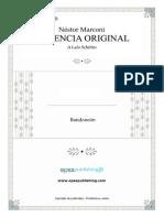 Cadencia Original (Néstor Marconi ) bn
