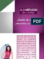 Lentillas Afflelou