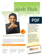 Dr Shah Homeopathic Doctor for Best Treatment