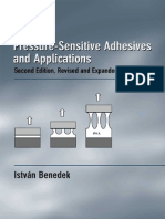 Pressure-Sensitive Adhesives and Applications