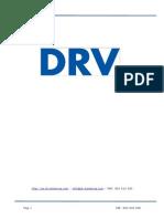 Dossier DRV