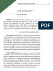 TIEA agreement between Belize and India
