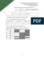 Data Percobaan p3