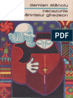 Damian Stanoiu - Necazurile Parintelui Ghedeon v 1.0