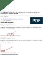 Ángulos _ Geometría _ Icarito
